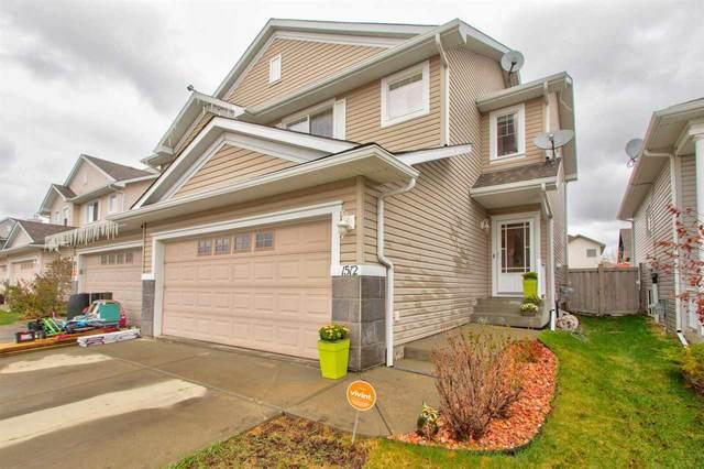 1512 Mcmillian Place, Edmonton, AB T6W 1V7 (#E4243224) :: Initia Real Estate