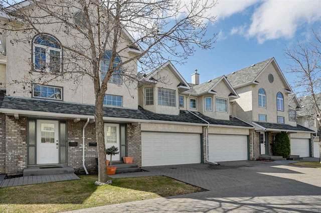 4 90 Liberton Drive, St. Albert, AB T8N 5Z6 (#E4243225) :: Initia Real Estate