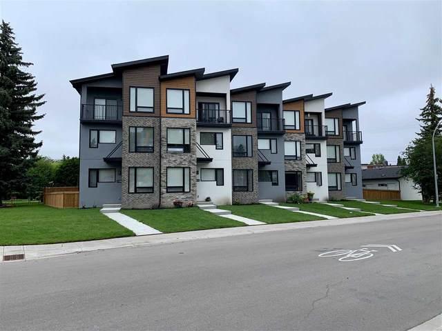 11430-11438 109 AV NW, Edmonton, AB T5H 1E2 (#E4243227) :: Initia Real Estate