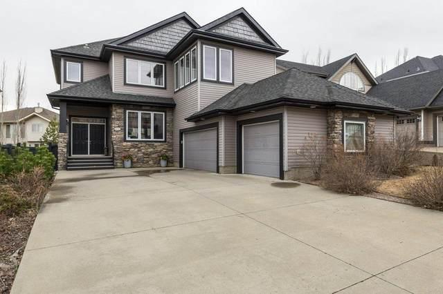 3087 Macneil Way, Edmonton, AB T6R 3S8 (#E4243232) :: Initia Real Estate