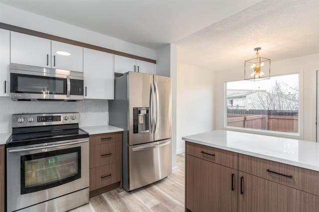 53 3812 20 Avenue, Edmonton, AB T6L 4B2 (#E4243233) :: Initia Real Estate