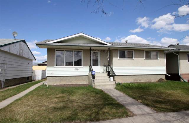 4814 48 Ave, St. Paul Town, AB T0A 3A3 (#E4243234) :: Initia Real Estate