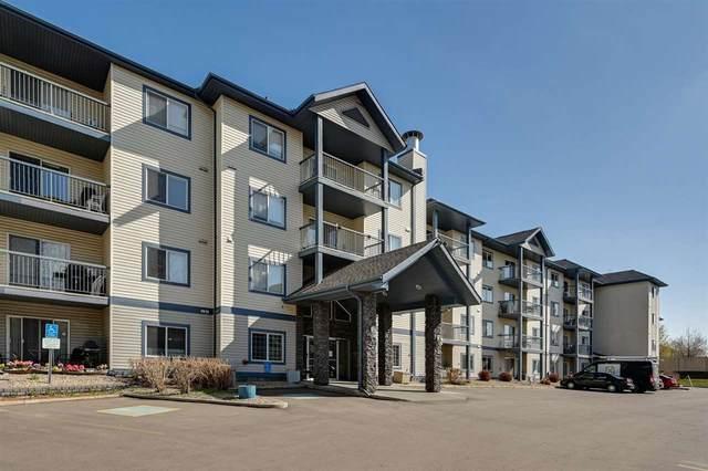 448 16311 95 Street, Edmonton, AB T5Z 3Y5 (#E4243249) :: Initia Real Estate