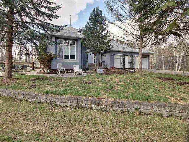 101 - 1103 Twp Rd 540, Rural Parkland County, AB T7Y 0A6 (#E4243255) :: Initia Real Estate