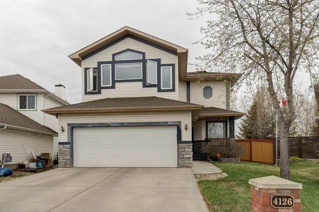4126 29 Street, Edmonton, AB T6T 1M5 (#E4243270) :: Initia Real Estate