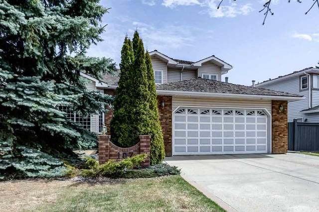 107 Wilkin Road, Edmonton, AB T6M 2H4 (#E4243271) :: Initia Real Estate