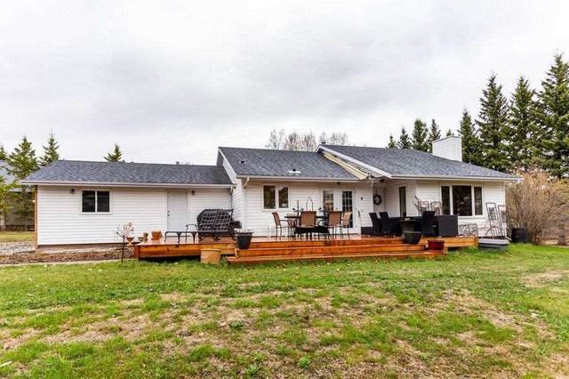 20 Benjamin Road, Rural Sturgeon County, AB T0A 0K4 (#E4243282) :: The Good Real Estate Company