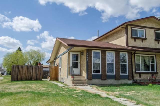 2508 78 Street, Edmonton, AB T6K 3W6 (#E4243285) :: Initia Real Estate