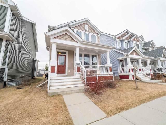 7823 22 Avenue, Edmonton, AB T6X 0Z2 (#E4243292) :: The Foundry Real Estate Company