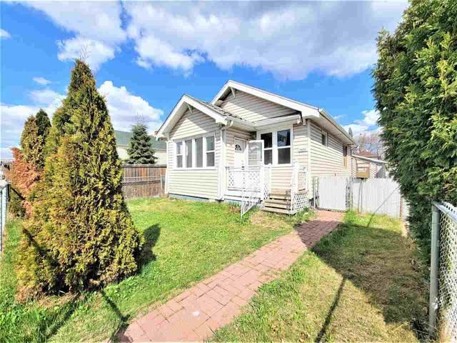 11529 95 Street, Edmonton, AB T5G 1L5 (#E4243301) :: Initia Real Estate
