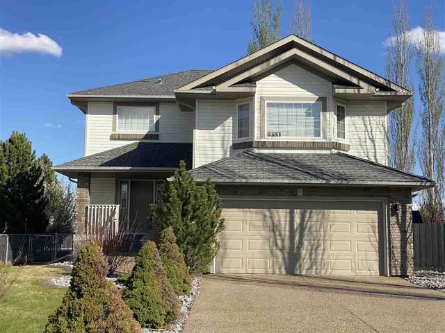 711 Porter Court, Edmonton, AB T5T 6N7 (#E4243309) :: Initia Real Estate
