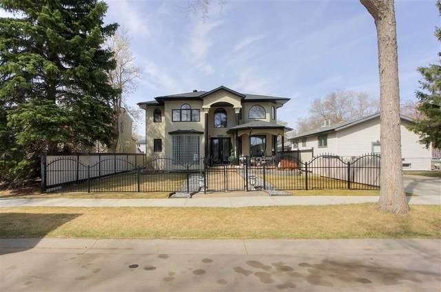 9544 154 Street, Edmonton, AB T5P 2E9 (#E4243311) :: Initia Real Estate