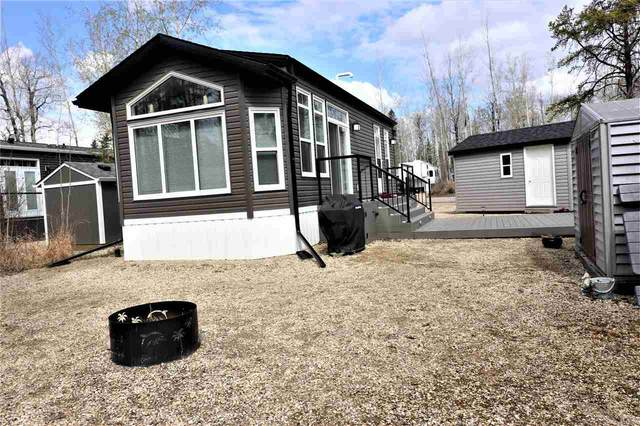 26 53206 RGE RD 55 A, Rural Parkland County, AB T0E 2B0 (#E4243316) :: The Good Real Estate Company