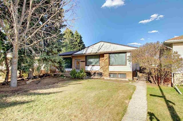 11121 114 Street, Edmonton, AB T5G 2V3 (#E4243321) :: Initia Real Estate