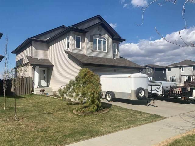 58 Sienna Gate, Fort Saskatchewan, AB T8L 0J2 (#E4243326) :: Initia Real Estate