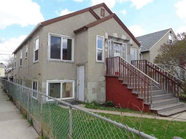 10861 97 ST NW NW, Edmonton, AB T5H 2M6 (#E4243330) :: Initia Real Estate