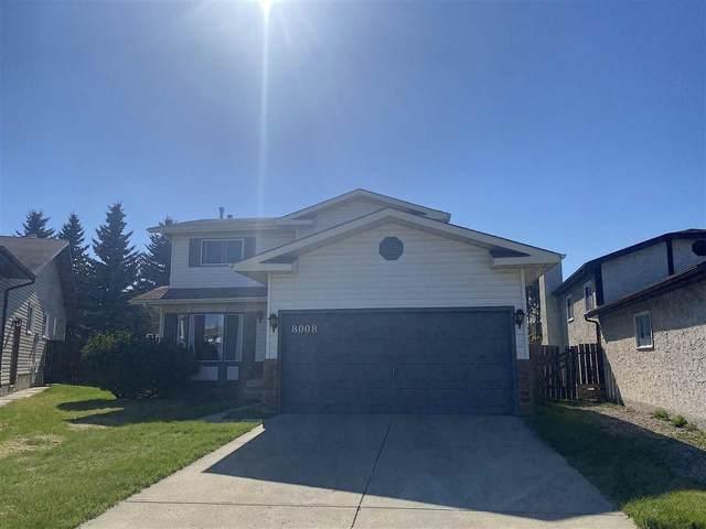 8008 188B Street, Edmonton, AB T5T 5B6 (#E4243345) :: The Good Real Estate Company
