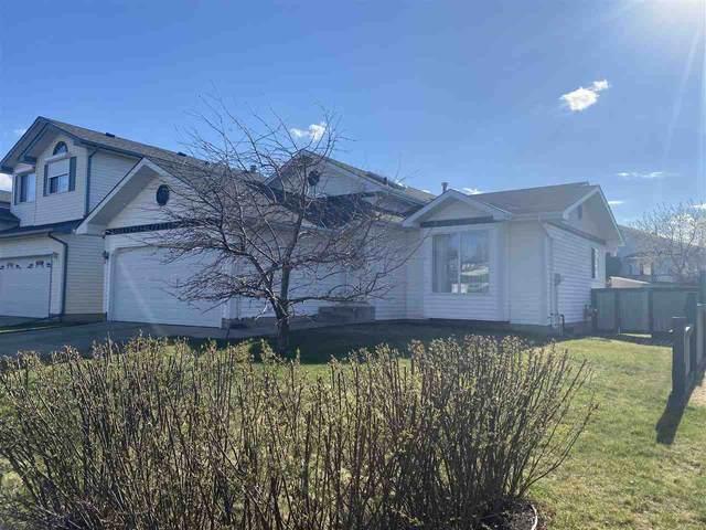 1145 Potter Greens Drive, Edmonton, AB T5T 5Y4 (#E4243346) :: Initia Real Estate