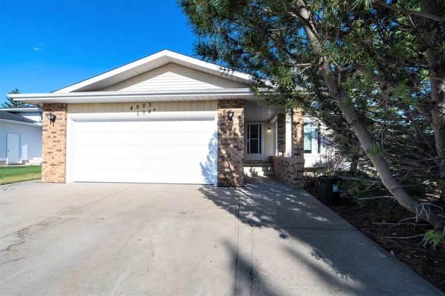 4003 104 Street, Edmonton, AB T6J 6K9 (#E4243347) :: The Good Real Estate Company