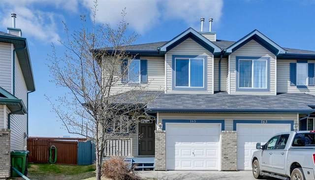 165 Galloway Wynd, Fort Saskatchewan, AB T8L 0B9 (#E4243355) :: The Foundry Real Estate Company