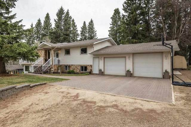 10036 Twp Rd 454, Rural Wetaskiwin County, AB T0C 2V0 (#E4243360) :: Initia Real Estate