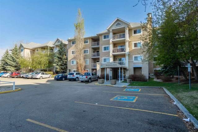 118 12618 152 Avenue, Edmonton, AB T5X 6B2 (#E4243374) :: Initia Real Estate