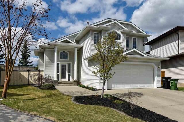 4938 152A Avenue, Edmonton, AB T5Y 3C2 (#E4243390) :: Initia Real Estate