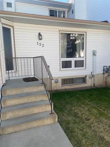 152 Marlborough Place, Edmonton, AB T5T 1Y6 (#E4243393) :: Initia Real Estate