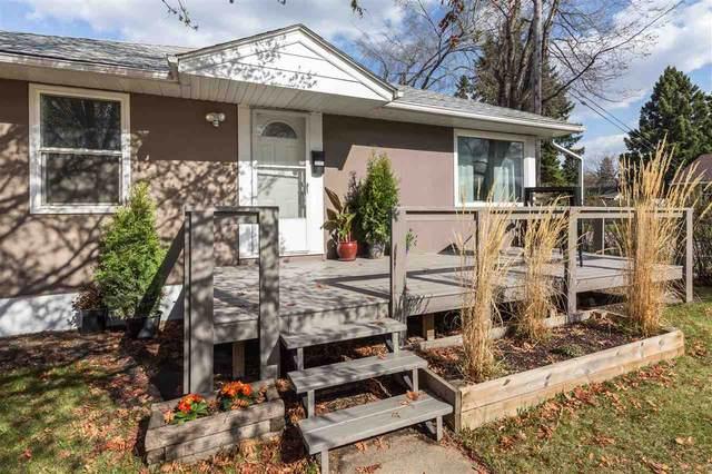 12303 105 Street, Edmonton, AB T5G 2P2 (#E4243394) :: Initia Real Estate