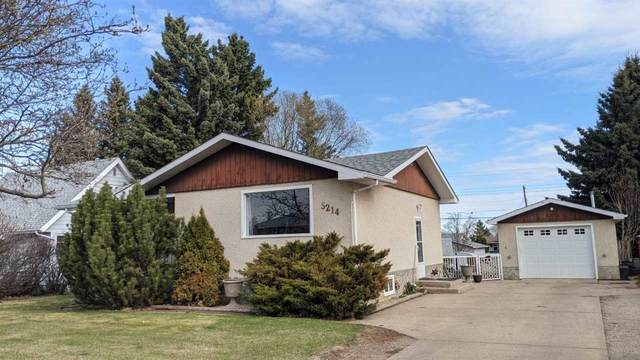 5214 45 Avenue, Vegreville, AB T9C 1S2 (#E4243396) :: Initia Real Estate