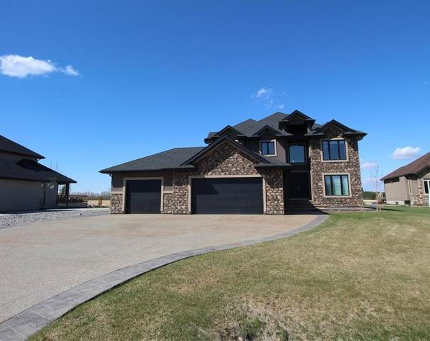 551 Manor Point Court, Rural Sturgeon County, AB T8T 0C7 (#E4243402) :: The Good Real Estate Company