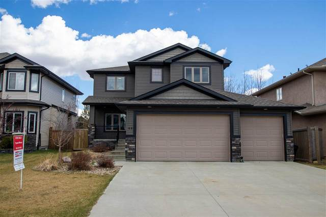 44 Danfield Place, Spruce Grove, AB T7X 0A3 (#E4243407) :: Müve Team | RE/MAX Elite
