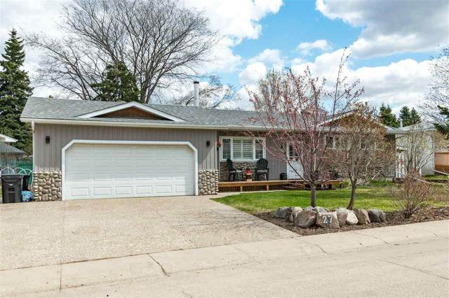 27 Sandpiper Drive, Sherwood Park, AB T8A 0B7 (#E4243408) :: The Foundry Real Estate Company