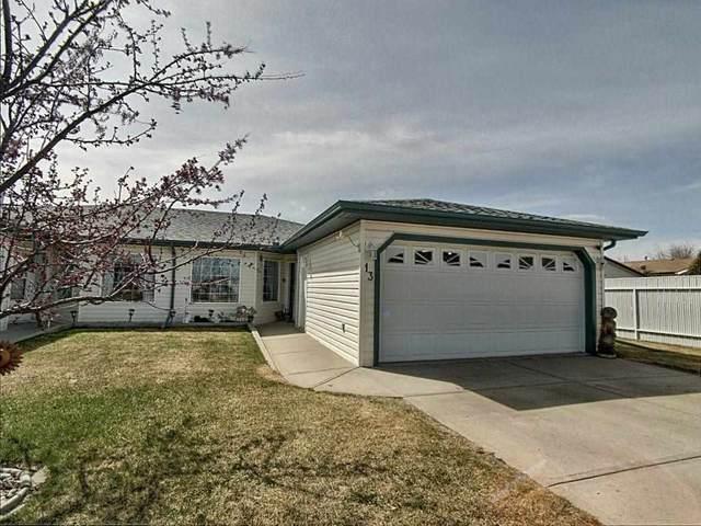 13 - 5714 50 Street, Wetaskiwin, AB T9A 3R3 (#E4243409) :: Initia Real Estate