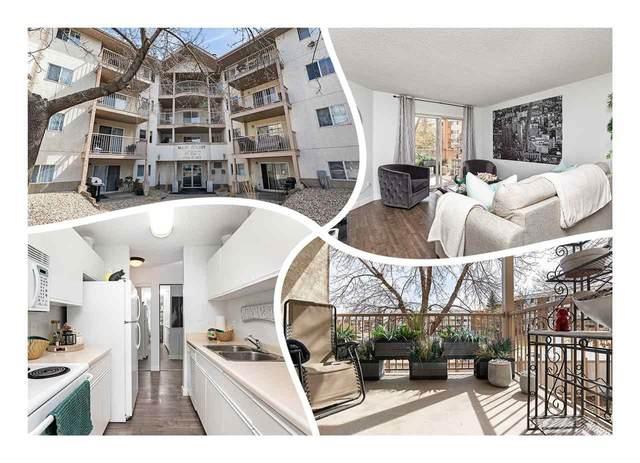 214 17109 67 Avenue, Edmonton, AB T6T 6E6 (#E4243417) :: Initia Real Estate