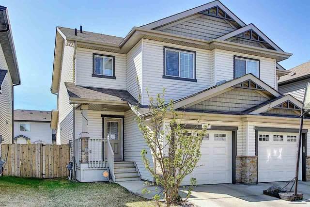 2921 16A Avenue, Edmonton, AB T6T 0P8 (#E4243418) :: Initia Real Estate