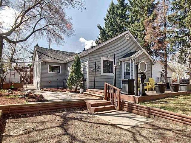 195 - 22106 South Cooking Lake Road, Rural Strathcona County, AB T8E 1J1 (#E4243428) :: Initia Real Estate