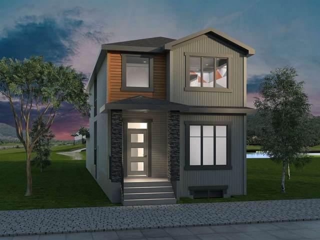 8018 Kiriak Link, Edmonton, AB T6W 4V2 (#E4243442) :: Initia Real Estate