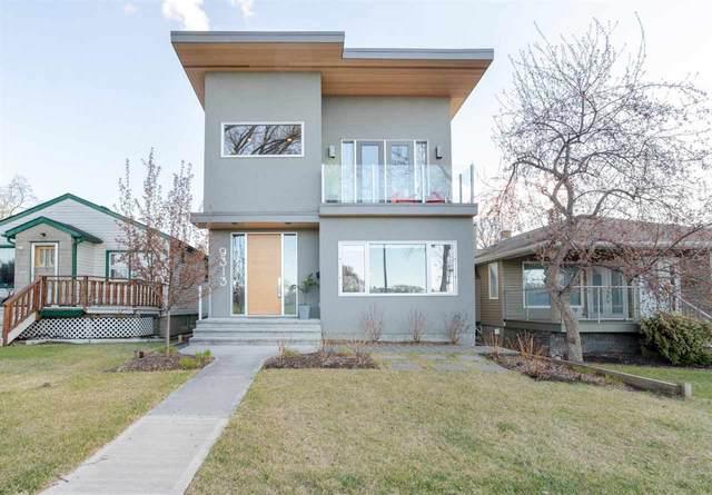 9313 84 Avenue, Edmonton, AB T6C 1E6 (#E4243444) :: Initia Real Estate