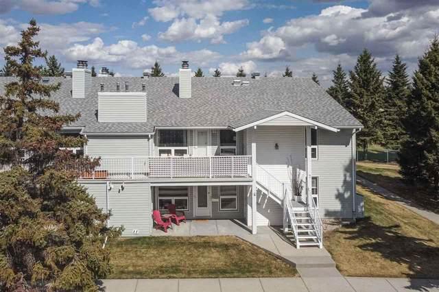 6 2115 118 Street, Edmonton, AB T6J 5N1 (#E4243448) :: Initia Real Estate