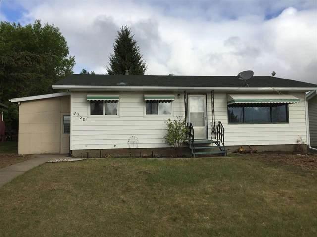 4720 52 Street, Lougheed, AB T0B 2V0 (#E4243456) :: Initia Real Estate
