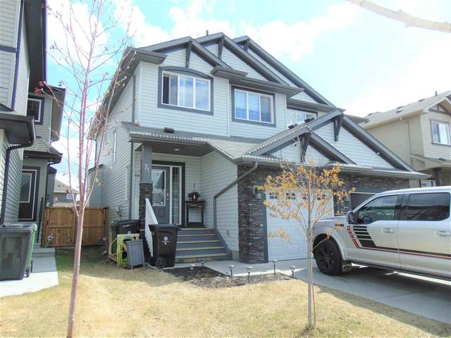 71 Elm Street, Fort Saskatchewan, AB T8L 0C9 (#E4243462) :: Initia Real Estate
