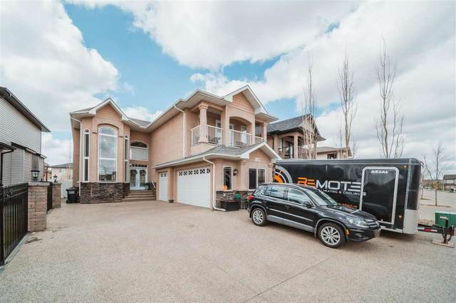 17024 71 Street, Edmonton, AB T5Z 0G9 (#E4243475) :: RE/MAX River City