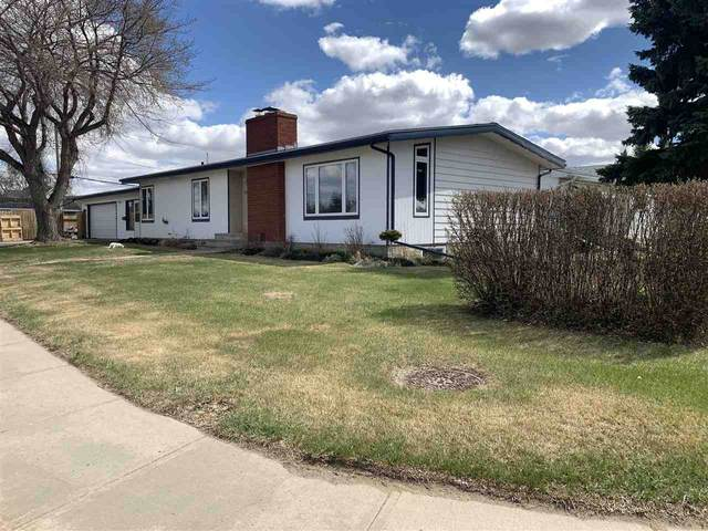 5829 51 Street, Vegreville, AB T9C 1H9 (#E4243478) :: Initia Real Estate
