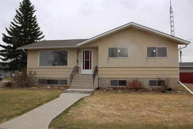 5530 48 Street, Vegreville, AB T9C 1G3 (#E4243488) :: Initia Real Estate