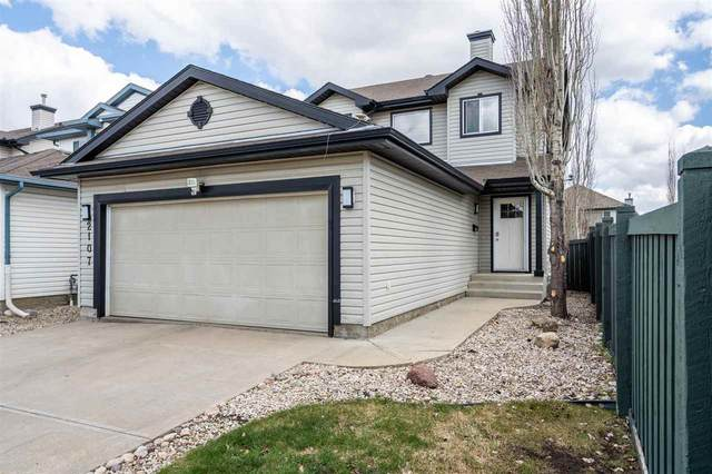 2107 Garnett Close, Edmonton, AB T5T 6R4 (#E4243490) :: Initia Real Estate