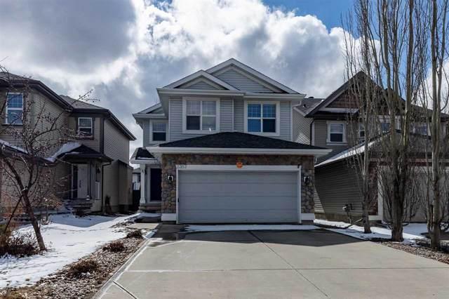 2357 Hagen Link, Edmonton, AB T6R 3L5 (#E4243494) :: Initia Real Estate