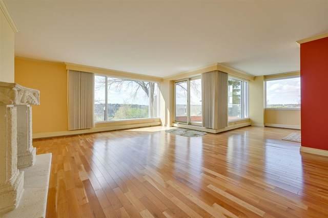 202 10010 119 Street, Edmonton, AB T5K 1Y8 (#E4243528) :: Initia Real Estate