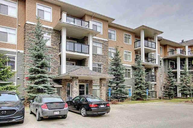 359 11517 Ellerslie Road Road, Edmonton, AB T6W 2A9 (#E4243531) :: Initia Real Estate