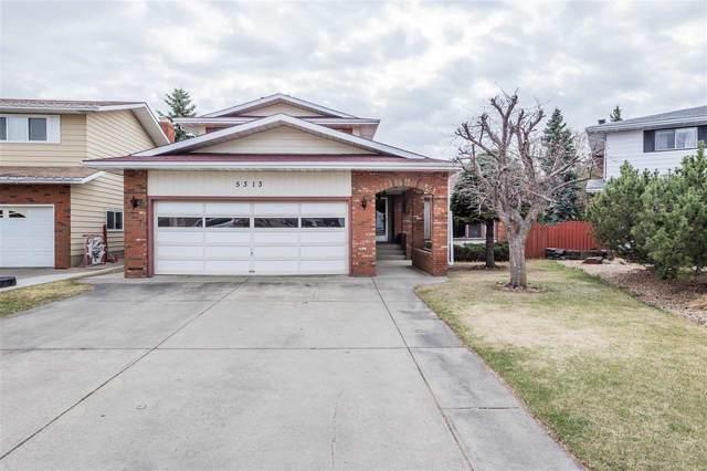 5313 35 Avenue, Edmonton, AB T6L 1C5 (#E4243532) :: Initia Real Estate